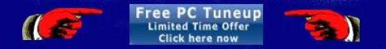Get Your Free PC Tune Up